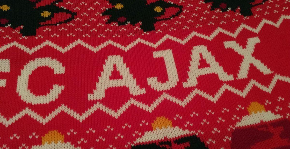 Kersttrui Ajax.Het Kerstcadeau Van Johan Cruijff Ajax Wint De Wereldcup
