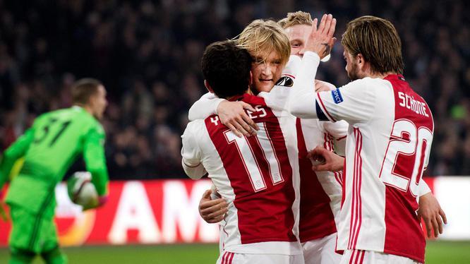 EL: Ajax vs Kopenhagen